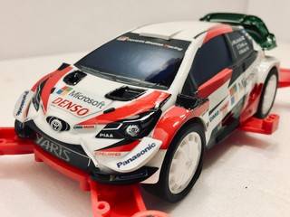 TOYOTA GAZOO YARIS WRC